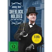 Sherlock Holmes - Alle Folgen, alle Filme (15 DVDs)