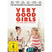 Very Good Girls - Die Liebe eines Sommers (DVD)