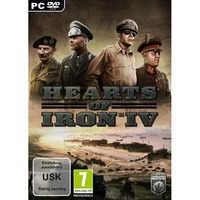 Hearts of Iron IV (PC) Englisch