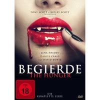 Begierde - Die komplette Serie (8 DVDs)