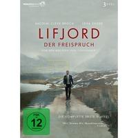 Lifjord - Der Freispruch - Staffel 1 (3 DVDs)