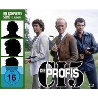 Die Profis - Die komplette Serie in HD (17 Blu-rays)