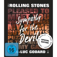 The Rolling Stones: Sympathy For The Devil (Mediabook)