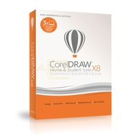 CorelDRAW Home & Student Suite X8 (DE)