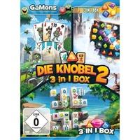 GaMons - Die Knobel 3 in 1 Box 2 (PC)