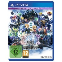 World of Final Fantasy D1 Edition (PSVita) Englisch