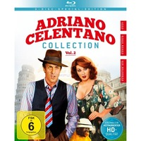 Adriano Celentano - Collection Vol. 2 (3 Blu-rays)