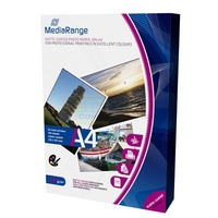 MediaRange Fotopapier DIN A4 120 g/m2 matt 100 Blatt