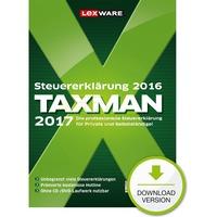TAXMAN 2017 - für Ihre Steuerklärung 2016