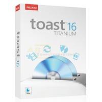 Roxio Toast 16 Titanium (MAC)