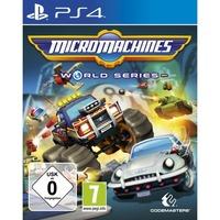 Micro Machines World Series (PS4)