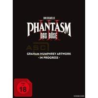 Phantasm III- Das Böse III (Mediabook, 1 Blu-ray + 2 DVDs)