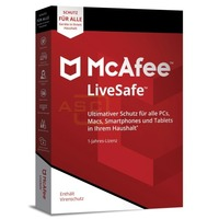 LiveSafe (Code in a Box)