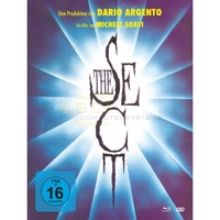 Dario Argentos The Sect (Mediabook, 1 Blu-ray und 2 DVDs)