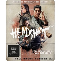 Headshot (Steelbook)