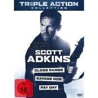 Scott Adkins Triple Action Collection