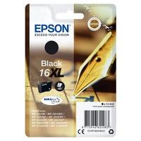 T1631 Tintenpatrone 16XL schwarz