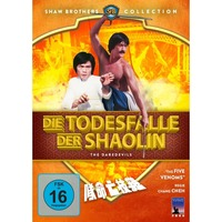 Die Todesfalle der Shaolin (Shaw Brothers Collection)