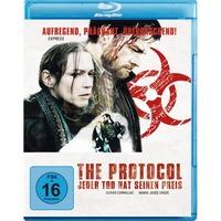 The Protocol - Jeder Tod hat seinen Preis (Blu-ray)