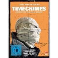 Timecrimes - Mord ist nur eine Frage der Zeit (2 DVDs)