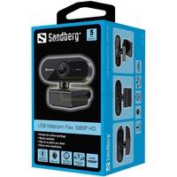 USB Webcam Flex 1080P HD