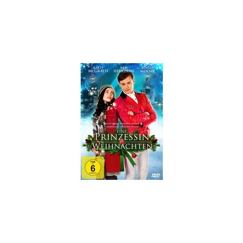Eine Prinzessin Zu Weihnachten.Eine Prinzessin Zu Weihnachten Dvd