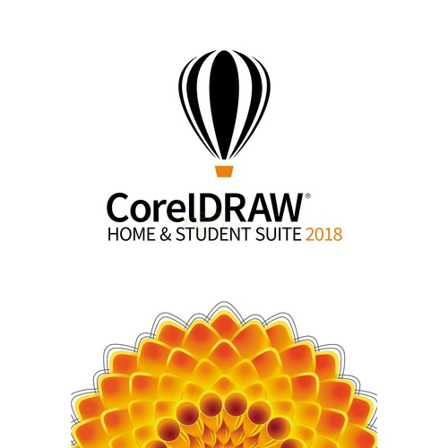 Corel Coreldraw Home Student Suite 2018 De 0735163152609