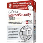 G Data Software InternetSecurity 2013 2 PC + 2 Mobile Security Vollversion Mini Box Limited Edition 2 PC's 1 Jahr 71302