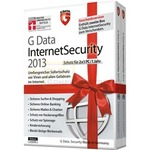 G Data Software InternetSecurity 2013 Geschenkverpackung Limited Edition Vollversion Mini Box inkl. Update 2014* 2 PC's 1 J 71304